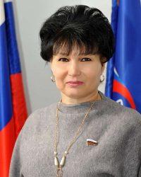 Солнцева Светлана Юрьевна